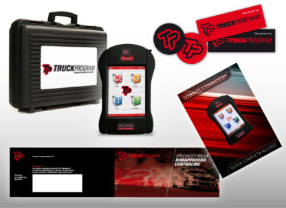 kit installatori truck program